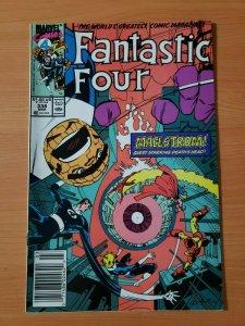 Fantastic Four #338 Newsstand Edition ~ NEAR MINT NM ~ 1990 MARVEL COMICS