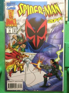Spider-Man 2099 #16 Fall of the Hammer part 1