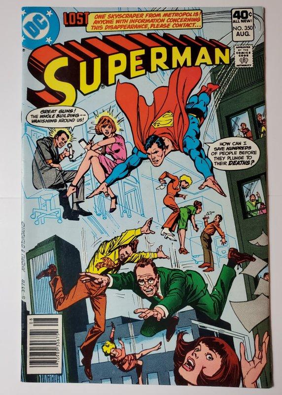 Superman #350 (1980)