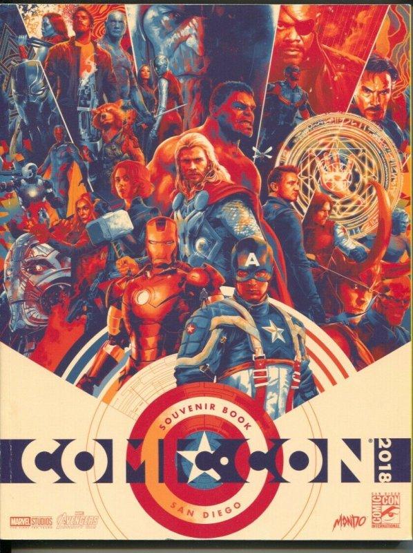 San Diego Comic Convention Program Book 2018-SDCC-Avengers-art-pix-VF