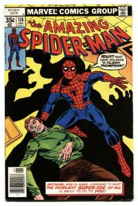Amazing Spider-man #176 1977- Green Goblin- Marvel comics VG/FN