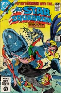 DC COMICS All-Star Squadron #2 VF+