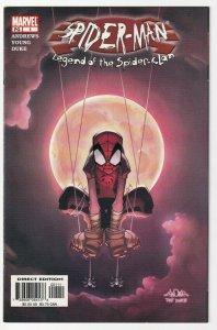 Spider-Man Legend Of The Spider Clan #1 December 2002 Marvel