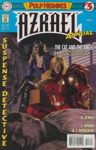 Azrael Annual #3 VF; DC | save on shipping - details inside