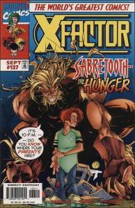 Marvel X-FACTOR (1986 Series) #137 VF