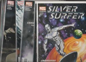 Silver Surfer Set #1to14 (Sep-08) NM Super-High-Grade Silver Surfer