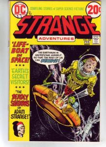 Strange Adventures #240 (Feb-73) NM/NM- High-Grade Adam Strange, Alana