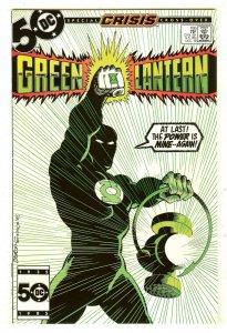Green Lantern 195   Guy Gardner becomes Green Lantern