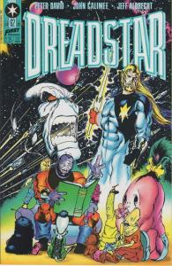 Dreadstar #62 FN; Epic | save on shipping - details inside