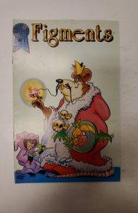 Figments #1 NM Blackthorne Comic Book J699