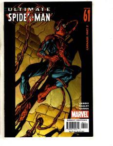 10 Ultimate Spider-Man Marvel Comic Books # 61 62 63 64 65 66 67 68 69 70 CR58