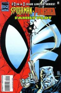 Spider-Man/Punisher: Family Plot #2, VF (Stock photo)