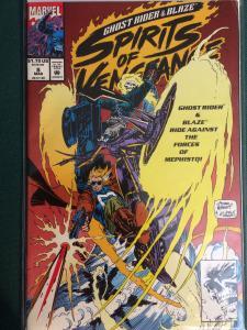 Ghost Rider & Blaze Spirits of Vengeance #8