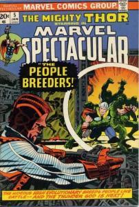 Marvel Spectacular #5, Good- (Stock photo)