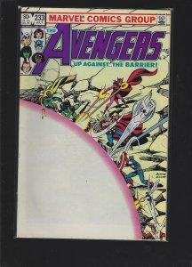 The Avengers #233 (1983)