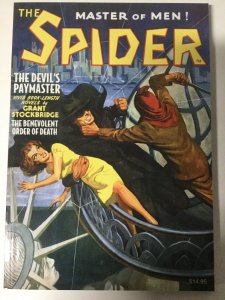 The Spider 2 Nm Near Mint Pulp Reprint