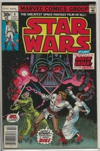 Star Wars #4 - High Grade Book