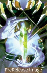MIGHTY MORPHIN POWER RANGERS (2015 BOOM!) #54 VARIANT FOIL MONTES PRESALE-09/30