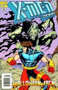X-Men 2099 #16, NM- (Stock photo)
