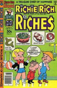 Richie Rich Riches #53 FN; Harvey | save on shipping - details inside