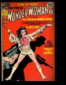 Wonder Woman # 196 FN DC Comic Book Justice League Batman Superman Flash NE3
