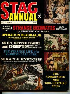Stag Annual-1966-Pussycat-Bordello-Spies-Adventure