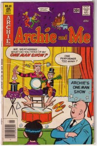 Archie and Me   # 89 GD/VG