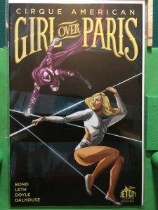 Cirque American Girl Over Paris #4 of 4