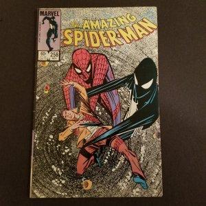 Amazing Spider-Man 258