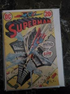 Superman #262 (DC, 1973) NM-