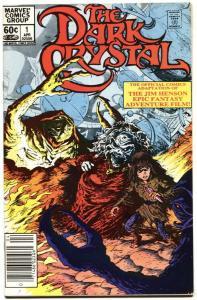 Dark Crystal #1 1983 comic book Marvel NM-