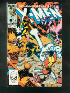 X-MEN #175 1983-MARVEL-HIGH GRADE VF/NM