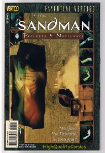 SANDMAN #7, Essential, Vertigo, Neil Gaiman, 1996, NM+