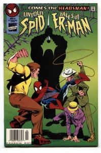 Untold Tales of Spider-Man #8-1996-First appearance of HEADSMAN