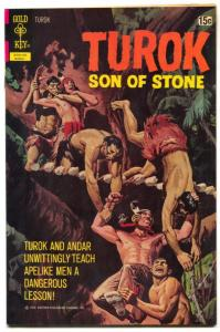 Turok, Son Of Stone #77 1972- Gold Key VF