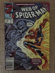 Web of Spider-Man #61 (1990)