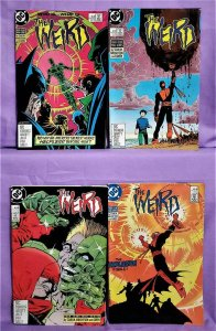 Jim Starlin THE WEIRD #1 - 4 Bernie Wrightson Justice League  (DC, 1988)!
