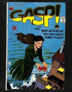 Gasp #4 (1967)