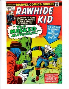 Rawhide Kid 117 The strict VF- 8.0 High-Grade Tons of Marvel Westerns up