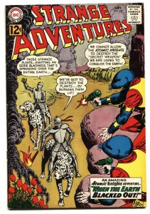 Strange Adventures #144 Only ATOMIC KNIGHTS cover 1962 FN