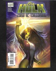 She-Hulk: Cosmic Collision #1 (2009)