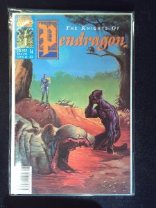 Knights of Pendragon (UK) #14 (1991)