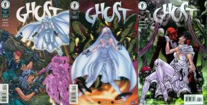 GHOST (1998 DH) 4-6  Stare At The Sun complete story
