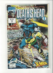 Death's Head II Comics  #1-up (1992, Marvel UK) 8 Issues All NM/M Free Shipping