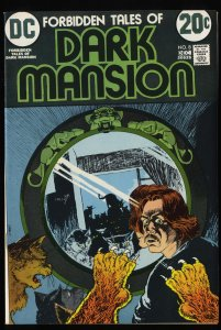 Forbidden Tales of Dark Mansion #8 NM- 9.2