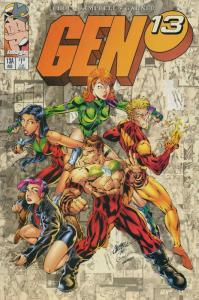 Gen13 #13A VF/NM; Image | save on shipping - details inside