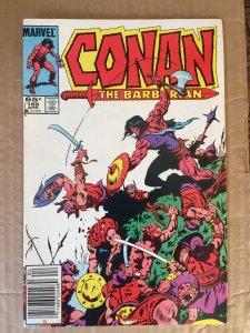 Conan The Barbarian #169