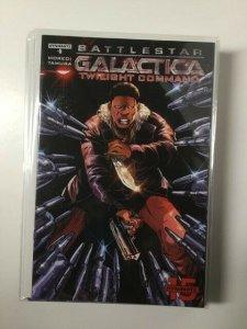 Battle Star Galactica 3 Near Mint Dynamite HPA