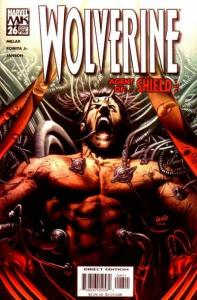 Wolverine (2003 series) #26, NM (Stock photo)