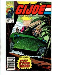 GI Joe A Real American Hero #101 newstand - 1990 - VG